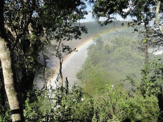 Iguassu Express Hotel: Argentina Falls