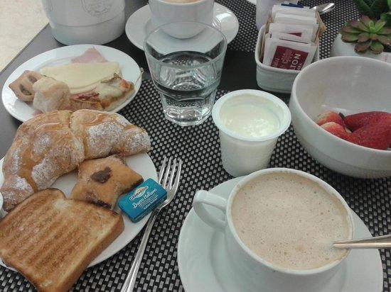 Hotel Carlton: colazione ottima