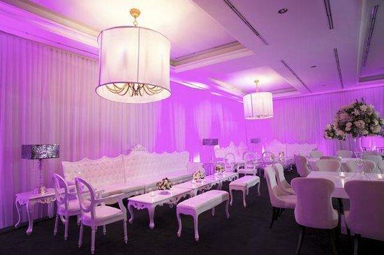 Grand Ballroom  - Social Event Setup (96138513)