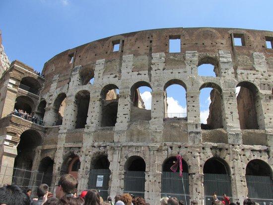 Jimmy Tour - Rome Private Tour : The Colosseum