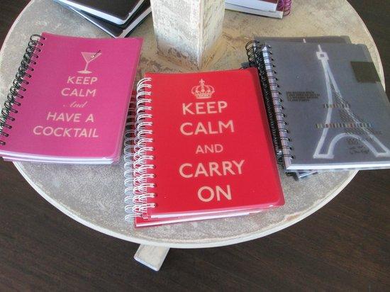 Gallery U Boutique: Journals!