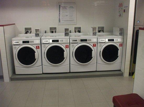 Hotel Beacon: Washing room