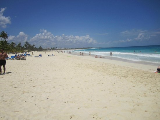 Occidental Caribe : Superbe plage