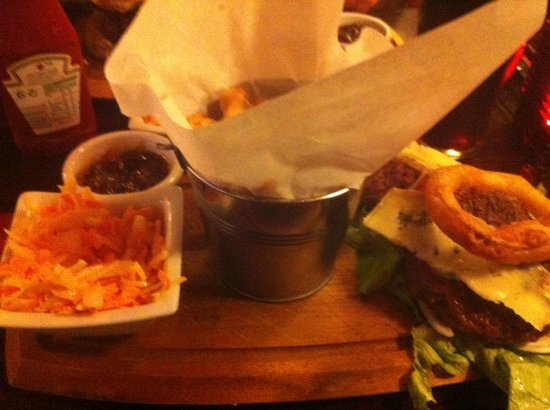 King's Arms: Lovely Food!