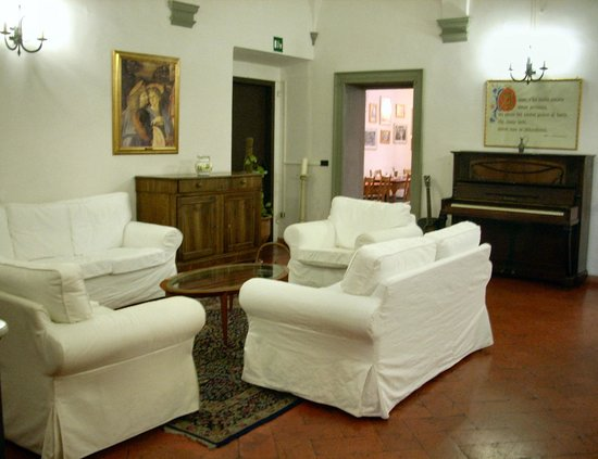 Hotel Vasari Palace : Soggiorno