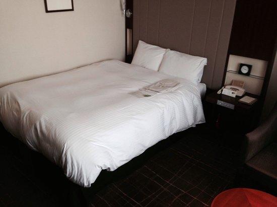 Hotel Granvia Hiroshima: Double room