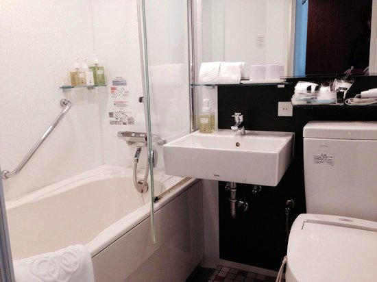 Hotel Granvia Hiroshima: Bathroom