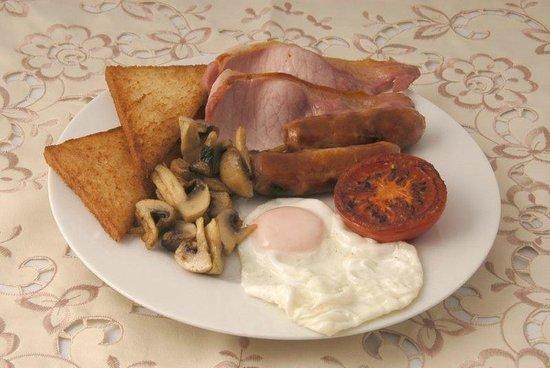 Beech Hill House: Full English breakfast