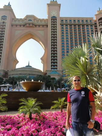 Atlantis, The Palm: 1