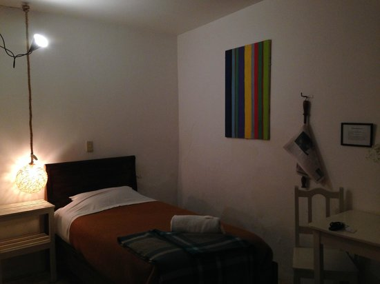 "Ninos Hotel : ""Santos"", the room I stayed in on my second visit to Cusco"