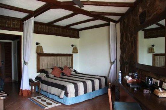 Kilaguni Serena Safari Lodge : Room