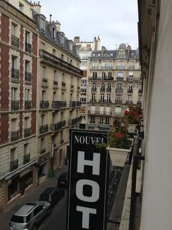 Nouvel eiffel hotel photo de nouvel eiffel hotel paris tripadvisor - Nouvel hotel paris 12 ...