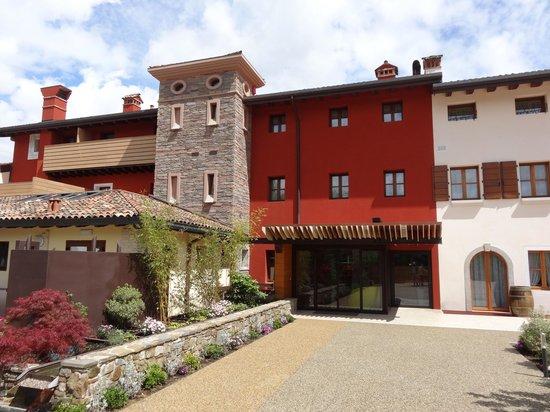 Elliot Hotel & Ristorante: Hotel Elliot Manzano