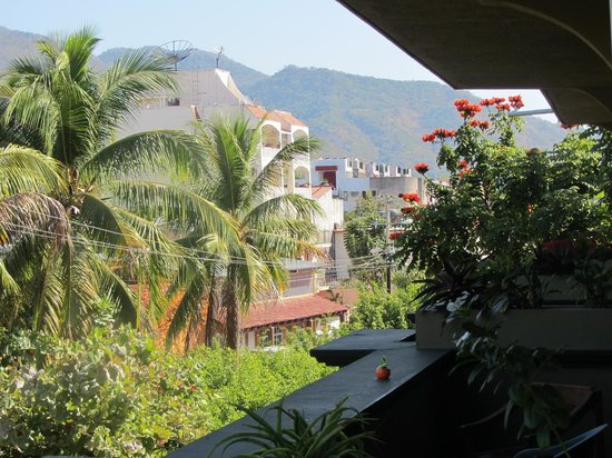 Hotel Solimar Inn Suites: View from Sollimar suite balcony
