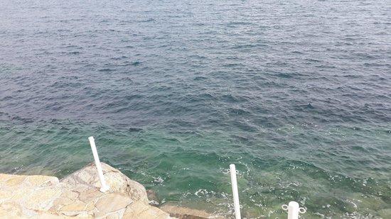 Hotel Mavi Kumsal: Deniz miss gibi