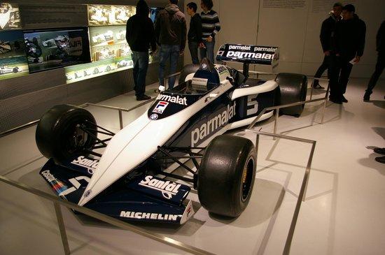 Museo BMW: Carro do Piquet
