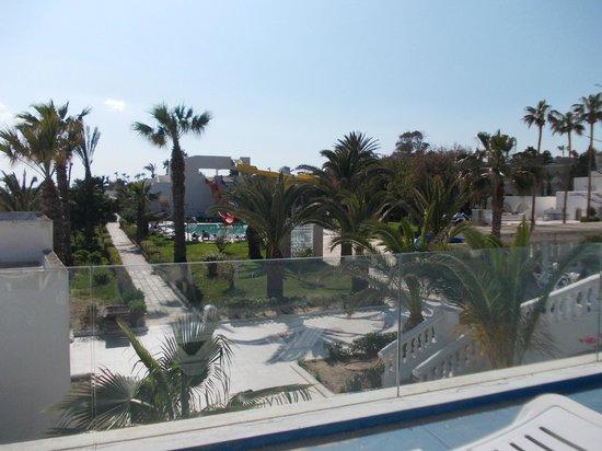 Hotel Movie Gate: vue d'une terrasse