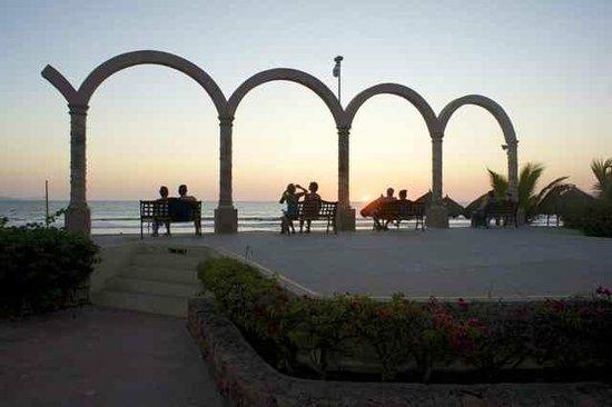 Occidental Grand Nuevo Vallarta: sunset