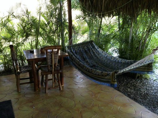 Hooked Cabarete: Room patio