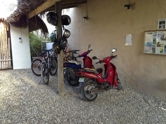 Hooked Cabarete: Bikes