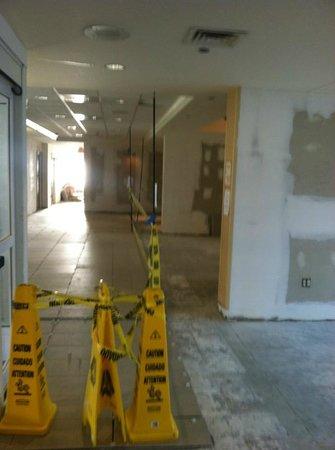 Residence Inn Philadelphia Conshohocken: love watching construction?