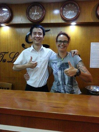 Tu Linh Palace Hotel 2: Danke River