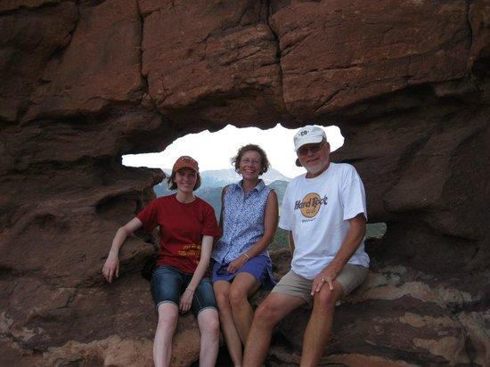 The Popular Siamese Twins Trail Photo Spot Garden Of The Gods Colorado Springs Tripadvisor
