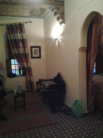 Riad Jardin Secret: Chambre