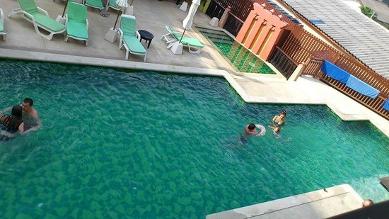 Phulin Resort: Swimming Pool