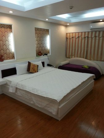 Tu Linh Palace Hotel 2: Wir waren die Ersten :-)