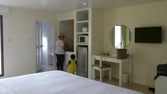 Phulin Resort: Room Area