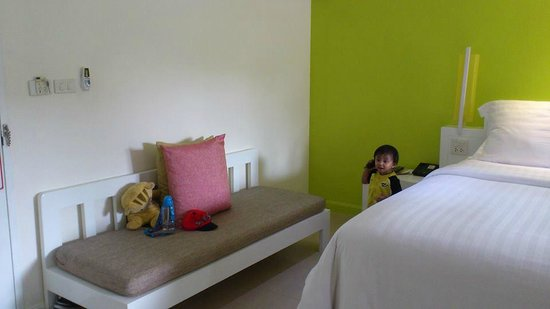 Phulin Resort : Room Area