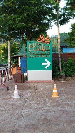 Phulin Resort : Entrance