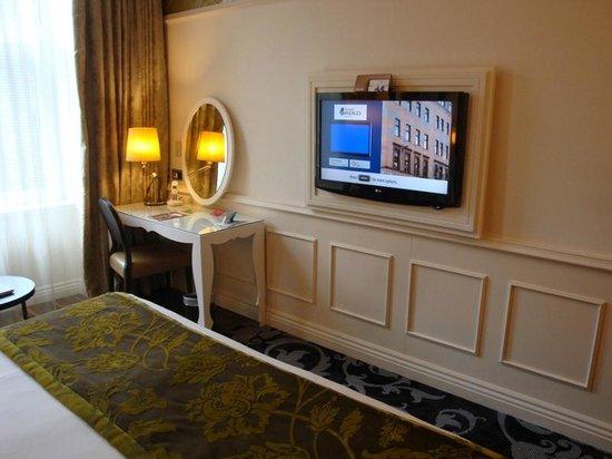 Hotel Indigo Glasgow: Our bedroom