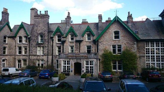 The Cumbria Grand: Front
