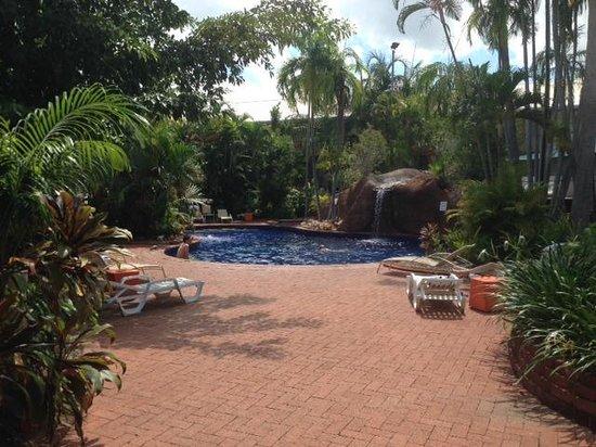 Travelodge Resort Darwin: The pool