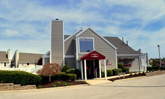 Residence Inn Lexington North: Residence Inn- a home away from home