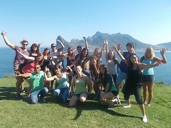 Baz Bus - Day Tours : Fantastic Cape Peninsula Tour Group