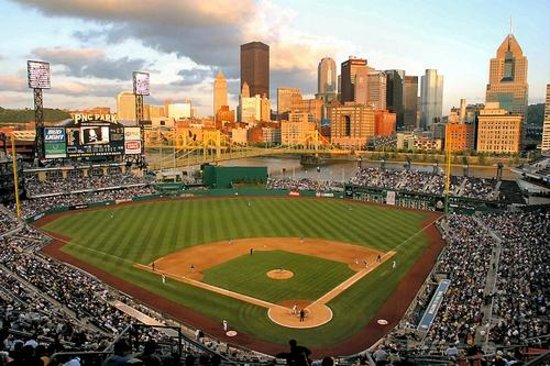 PNC Park - a view to remember