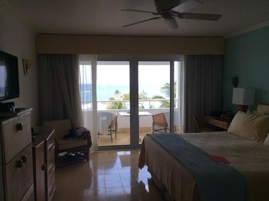 Couples Tower Isle : view from room