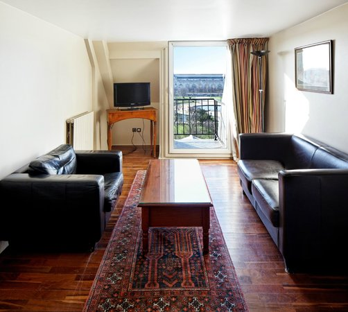 Suites Albany and Spa : SITTING ROOM (2 BEDROOMS APPARTMENT N°560)