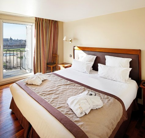Suites Albany and Spa : a bedroom (2 bedrooms appartment n°560)
