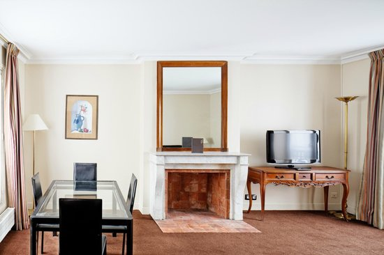 Suites Albany and Spa : SITTING ROOM (2 BEDROOMS APPARTMENT N°461)