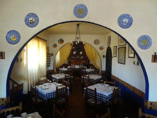 Restaurante El Tigre: Comedor