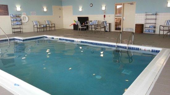 Hilton Garden Inn Fargo : Pool