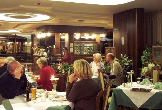 Hotel Laura Christina: Ristorante