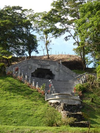 Arenal Lodge: Wedding Spot