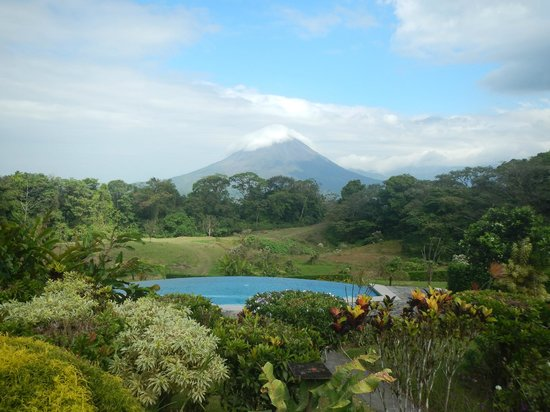 Arenal Lodge: Great view from room