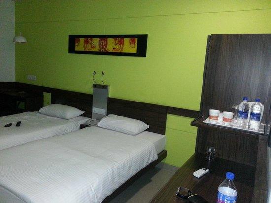 Ginger Hotel Jaipur : Room