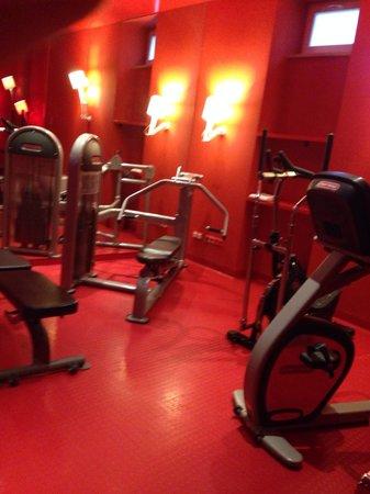 Home Hotel: Фитнесс-зал. Gym